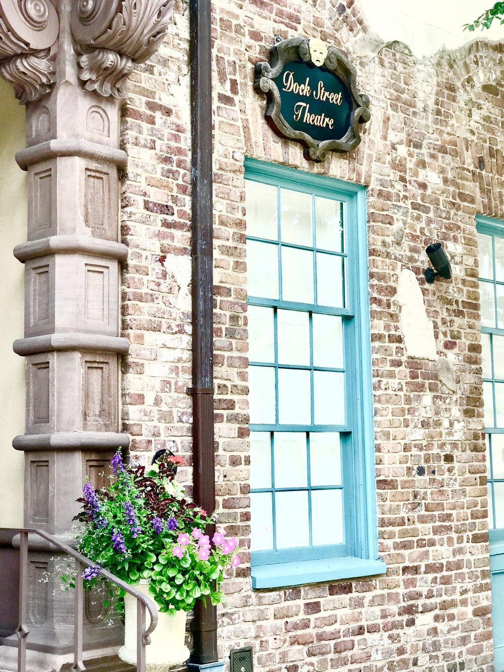 Dock Street Theatre -