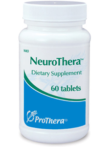 NeuroThera:      Focus, Motivation, Adrenal Healing, Antioxidants, Memory, Clear Thinking   Acetyl-L-Carnitine 500 mg , Glutamine 250 mg, L-Pyroglutamic acid 100 mg, L-Tyrosine  250 mg, DMAE  100 mg, Ashwagandha 100 mg, Blueberry 100 mg, Ginkgo 80 mg, Eleuthero 100 mg, Vinpocetine 15 mg, Glycerophosphocholine (GPC) 250 mg, Phosphatidylserine** 50 mg, **Sharp-PS® GREEN brand