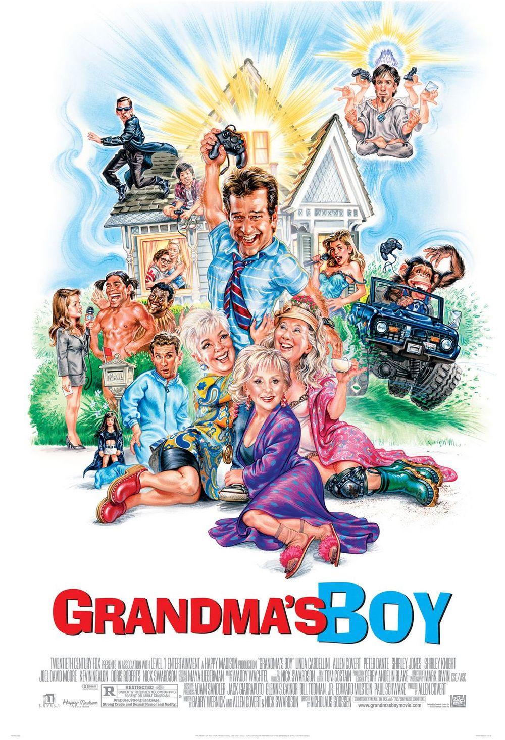 Grandma's Boy - 20th Century Fox