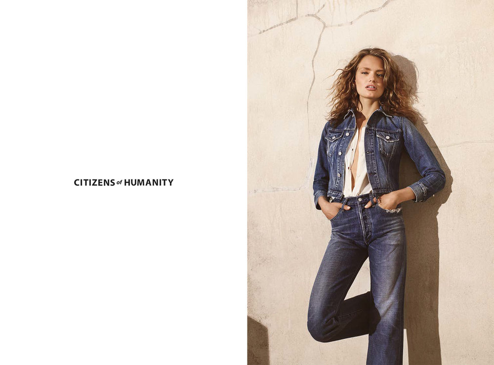 Citizens of Humanity Spring 2017