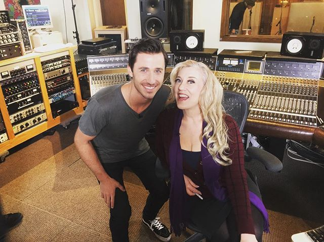 Thanks Sylvia Massy for being so awesome. I got to spend two days in the studio with this brilliant woman who has worked with Johnny Cash, Tom Petty, red hot chili peppers, Tool, and so many more.