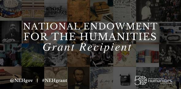 NEH Grant Recipient 2016