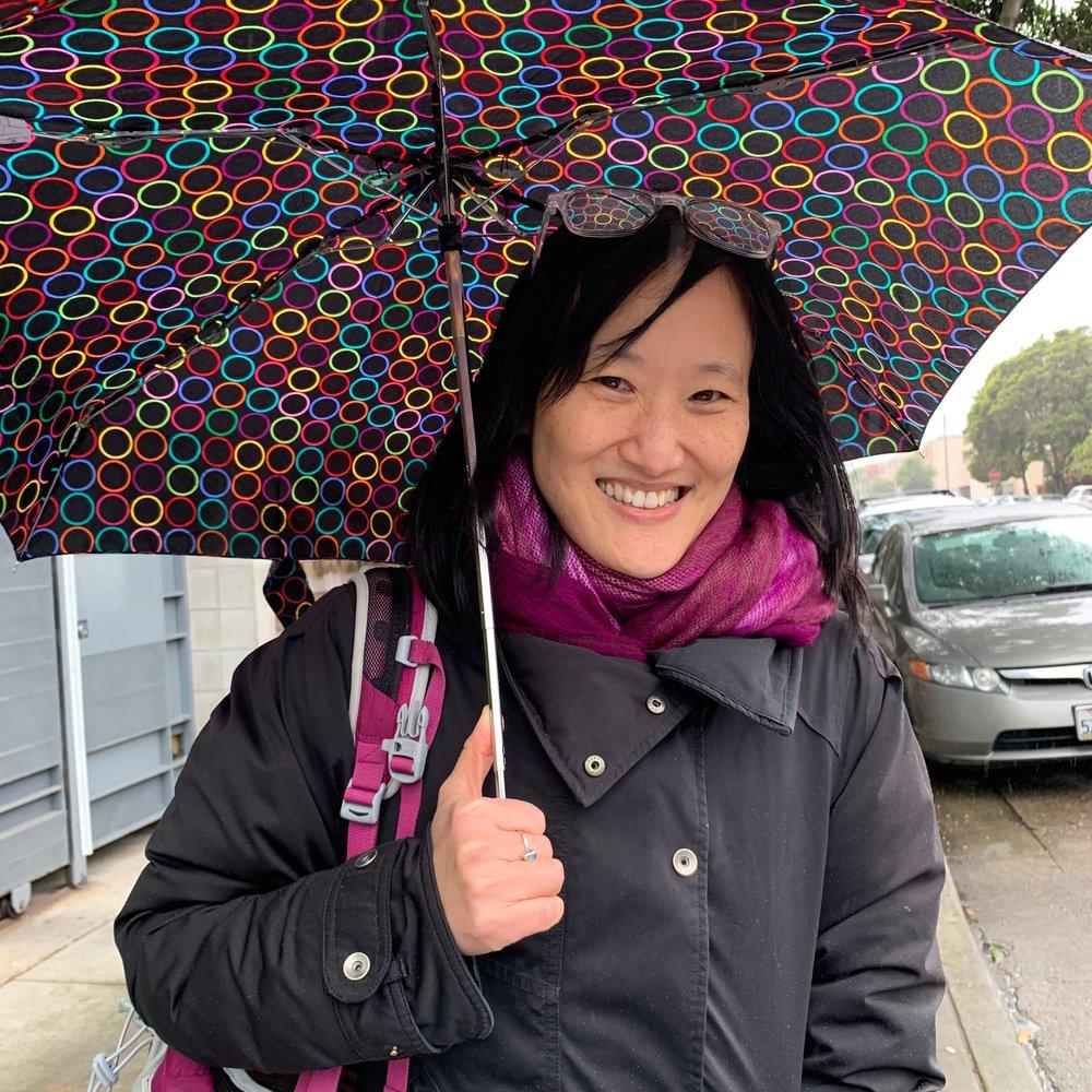 Jennifer Huang  Outreach Coordinator
