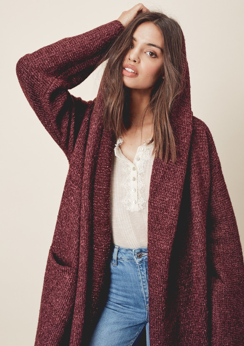 A Fall Staple // Comes in several colors, super soft, and great quality