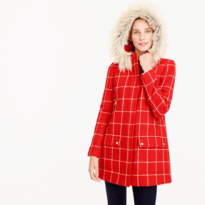 Available in several colors at J Crew & use code FESTIVE for 30% off!