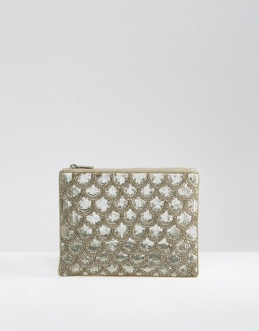 I love the 20's vibe this ASOS Clutch has, plus its only $25!