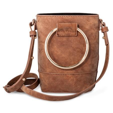 Suede Bucket Bag... YES PLEASE