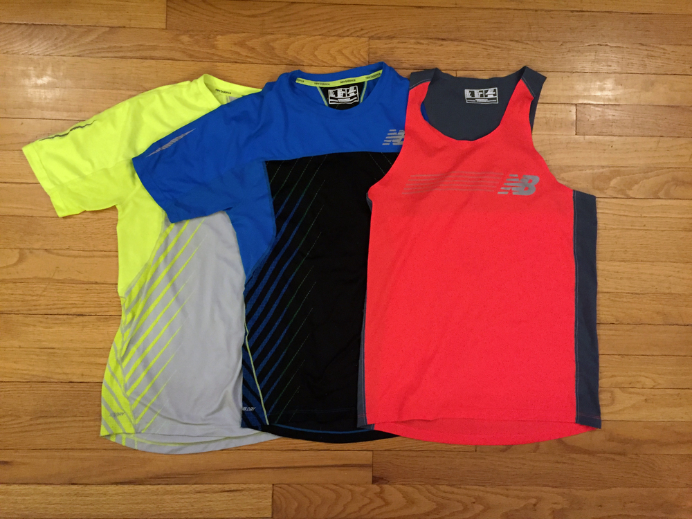 New Balance Running Shirts