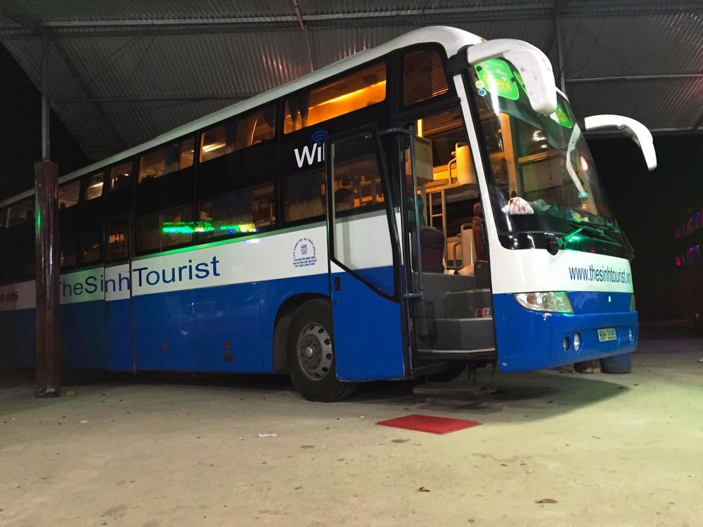 Night(mare)bus