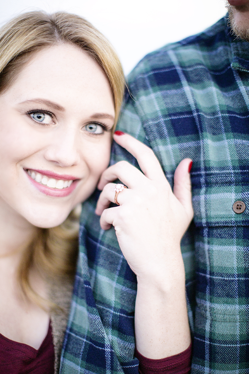 happily engagement in Billings