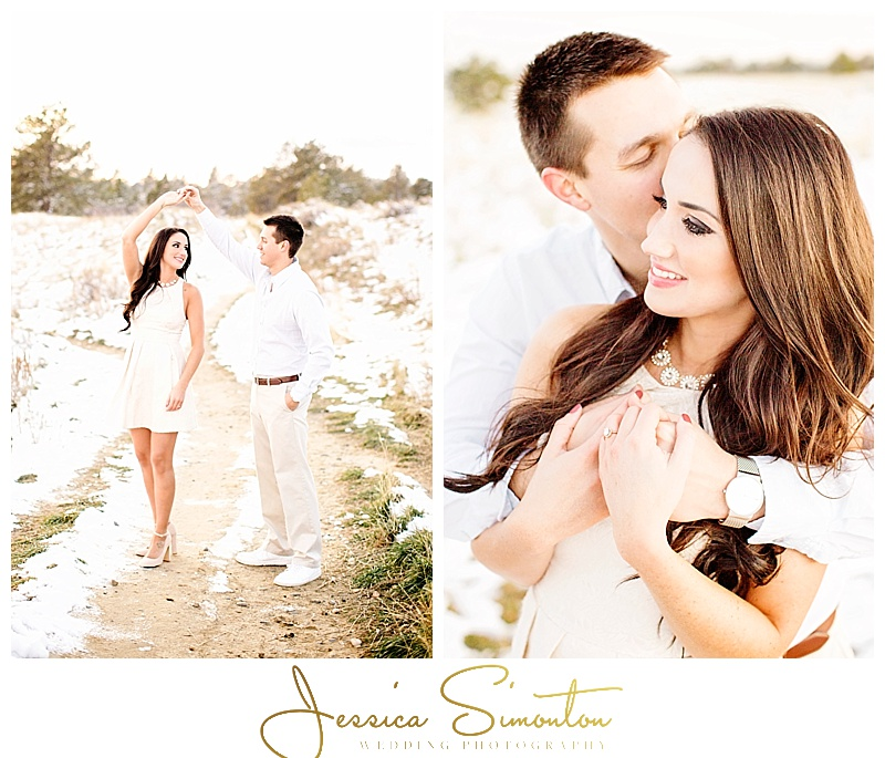 Montana Engagement Session