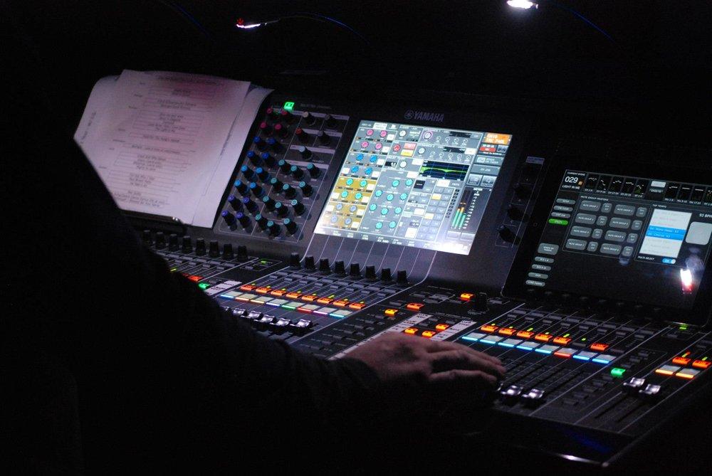 Sound & Media Team