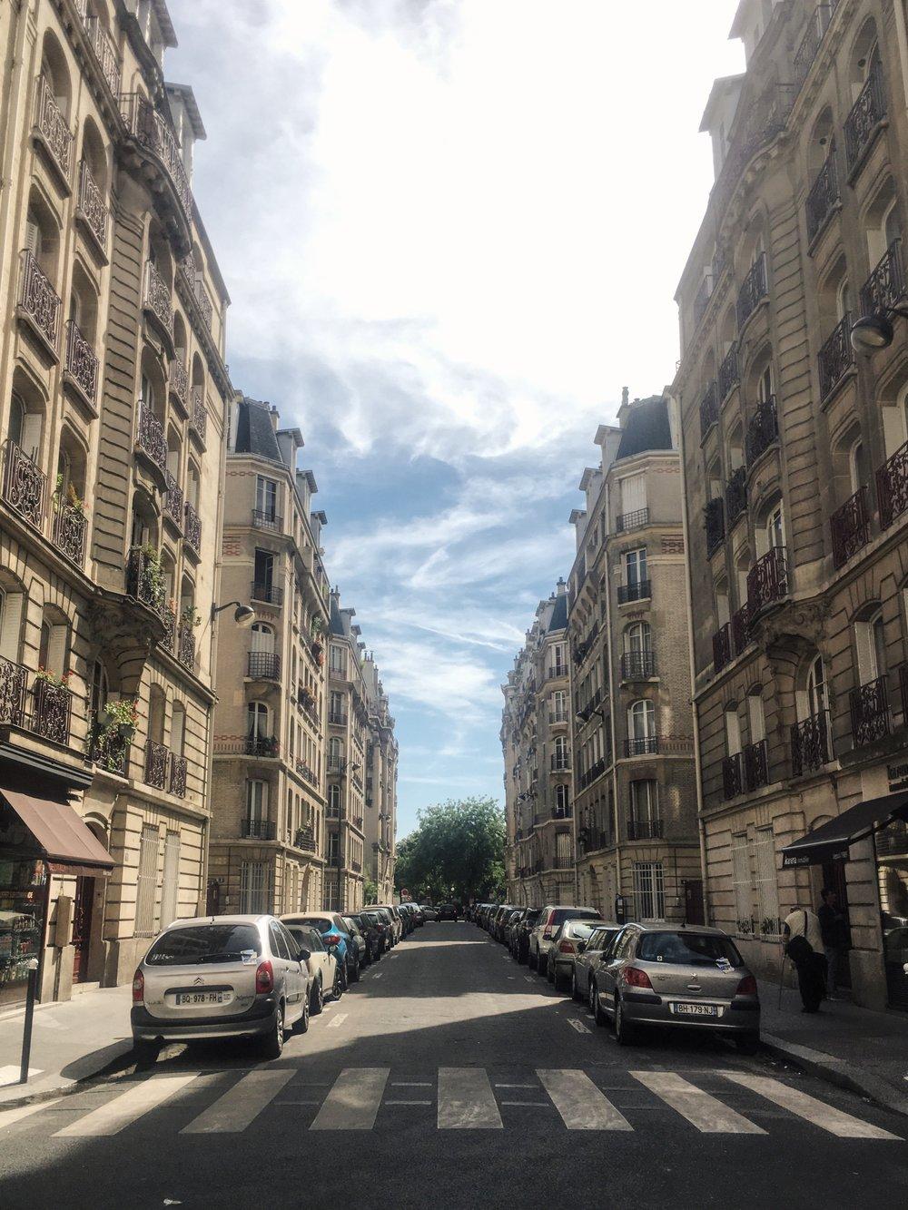 Random Street