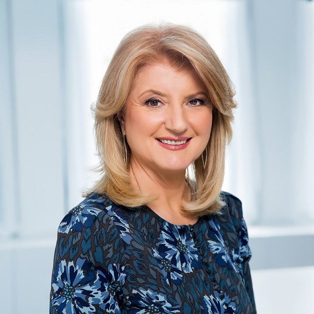 Arianna Huffington, Editor in Chief, AOL Huffington Post Media Group