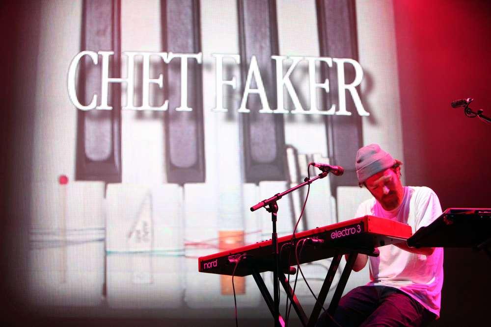 Chet Faker (2013 + 2014)