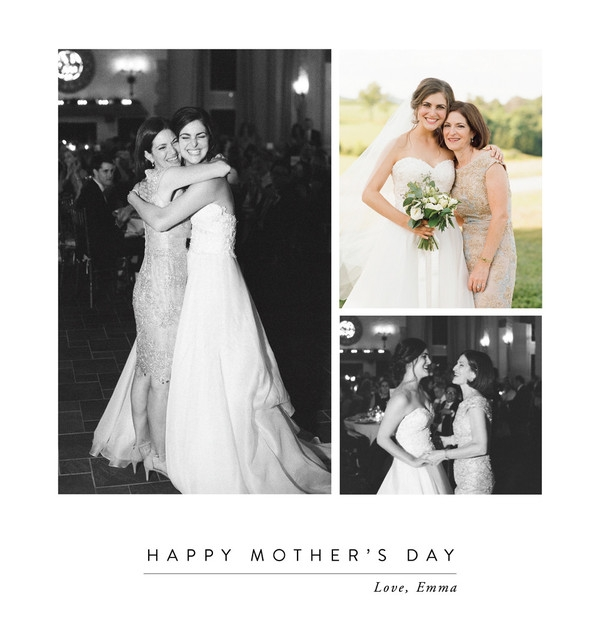 """For the Sentimental Mom Who """"Doesn't Want Anything for Mother's Day."""""""