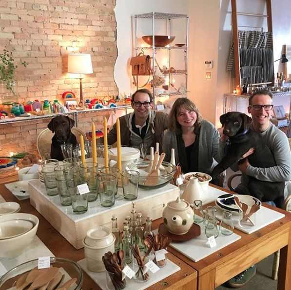 The Foundry Team, courtesy of The Foundry Home Goods