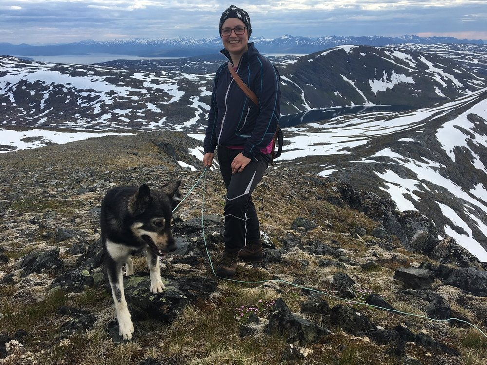 Risten Aleksandersen and her family have been fighting to protect their reindeer herding land in northern Norway.