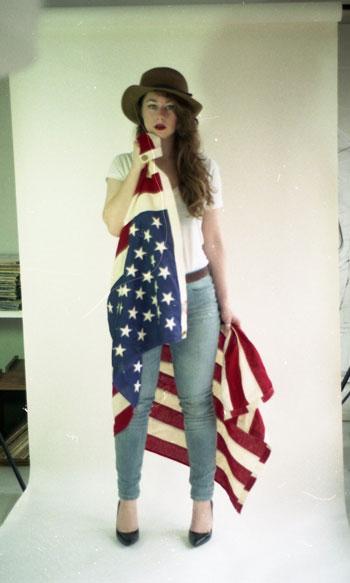 Christa Haley by Vala Kjarval