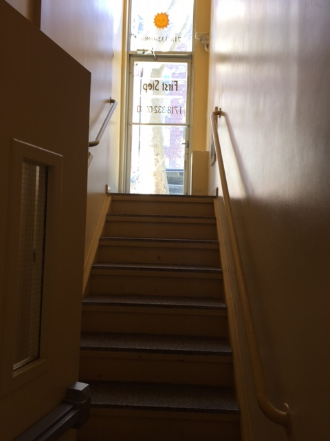 2583 Ocean Ave -Stairs to the office.JPG