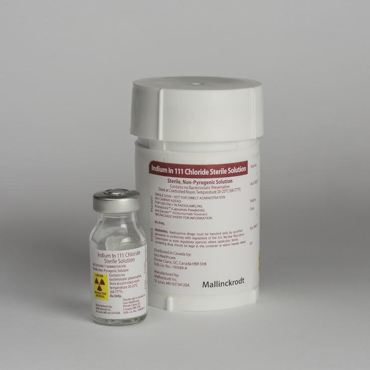Curium Indium Chloride