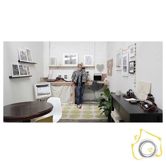 • @janishousephotography • settling into Artspace8. If you would like a studio we have a couple soon to be available. Please email info@artspace8.com.au for more information. Sorry we may not have responded to some earlier requests our email hasn't been working ✌️