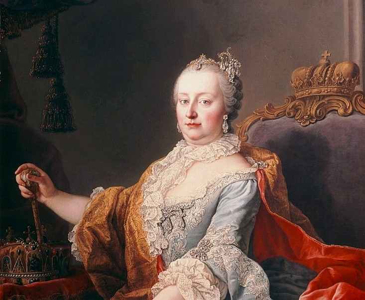 Empress Theresa Maria (whom the Septet is dedicated too), was known for abolishing torture in 1776