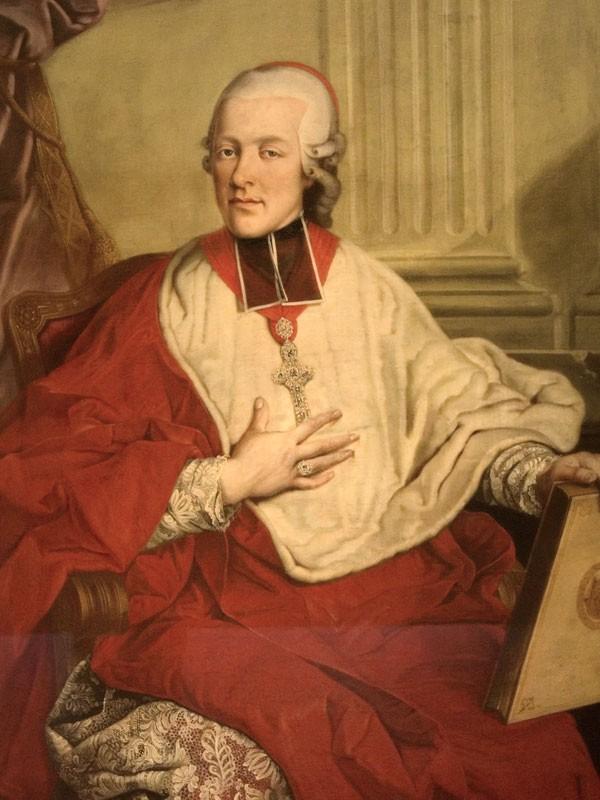 Prince Archbishop of Salzburg