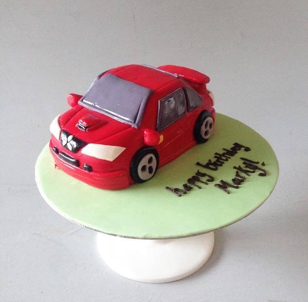 Car birthday cake  | Brisbane Custom Cake Decorator | Holly Eloise Cake Artist | Kids
