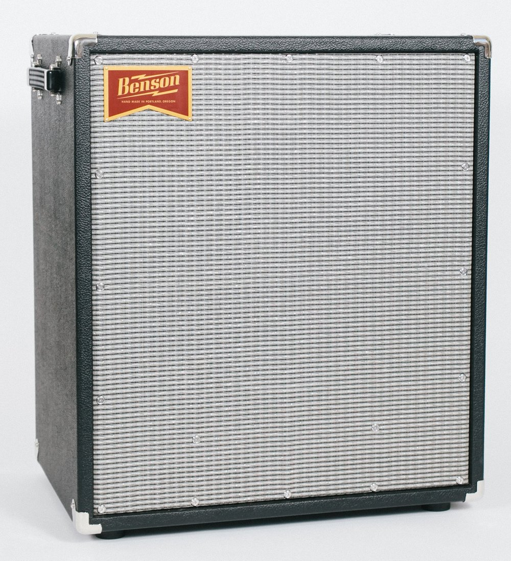 Black Tolex with Silver Grill