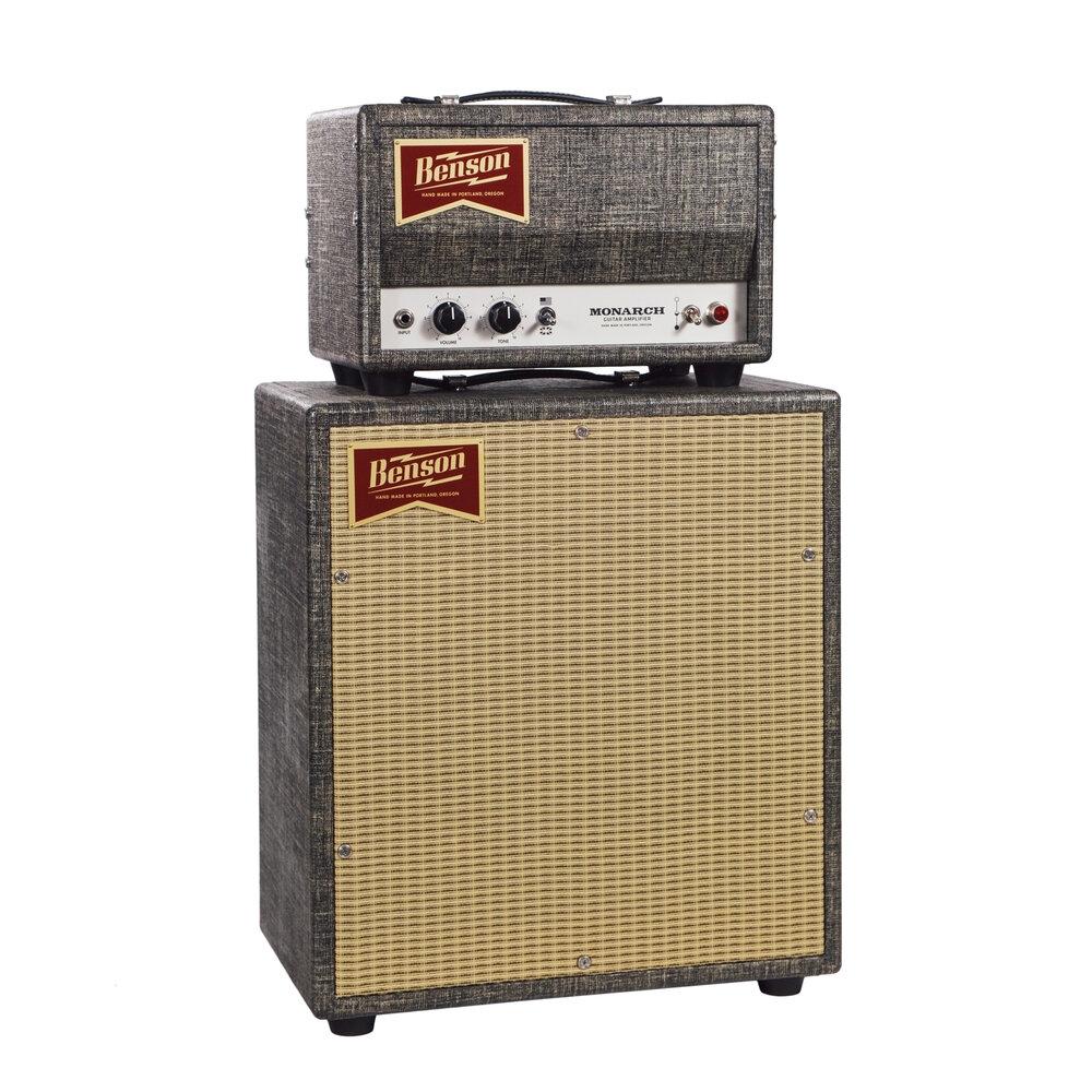 Monarch 15 Watt Guitar Amplifier Benson Amps