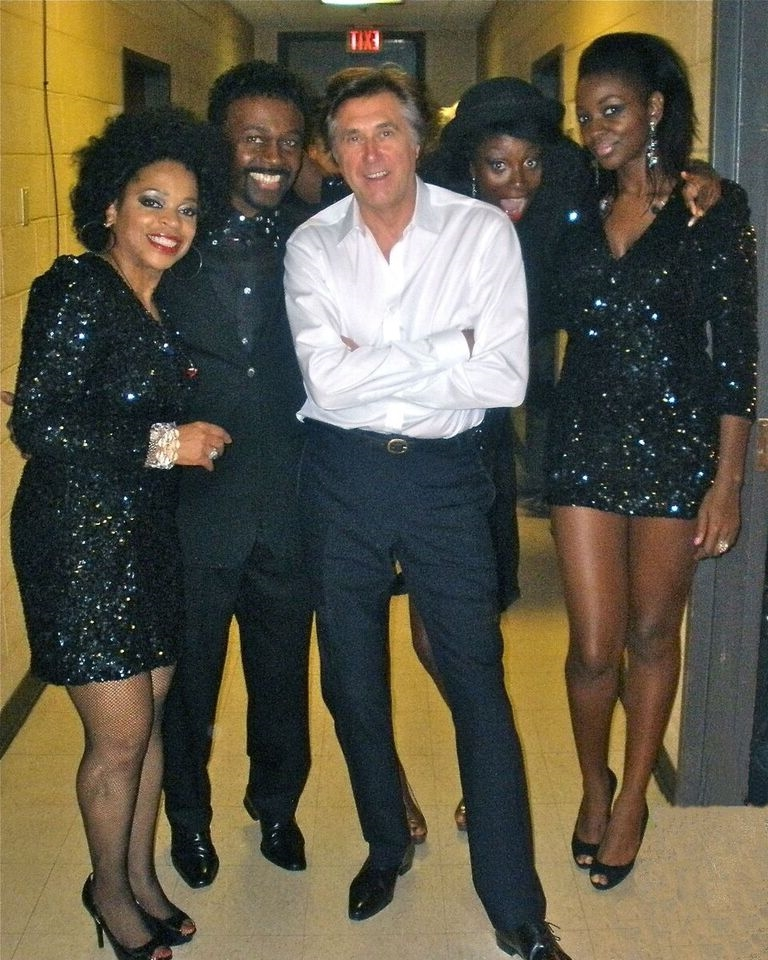 Bryan Ferry US Tour