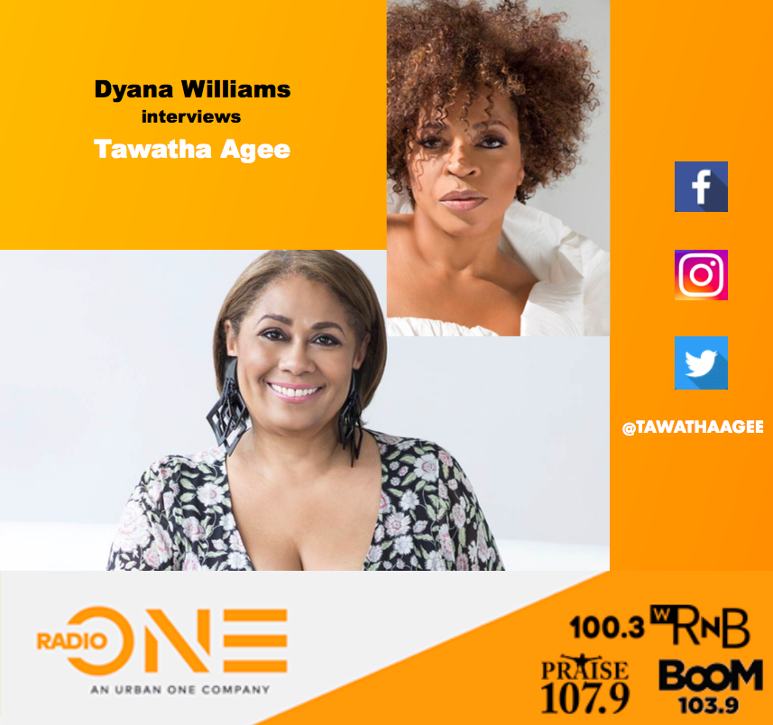 Radio One Interview promo with Dyana Williams
