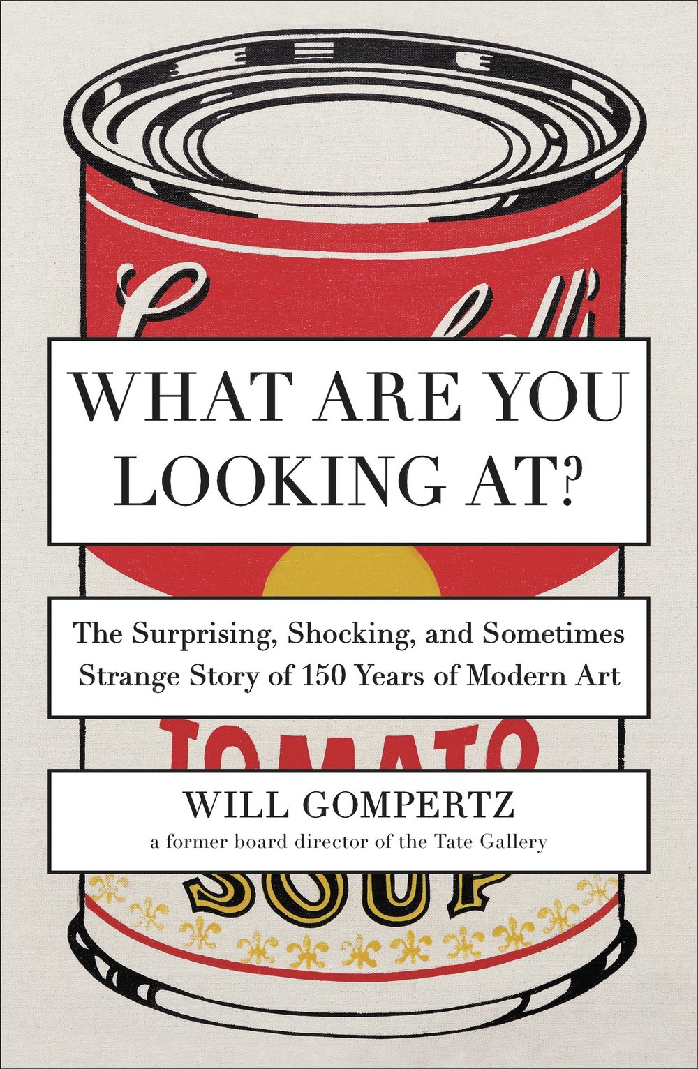 What Are You Looking At?  by Will Gompertz
