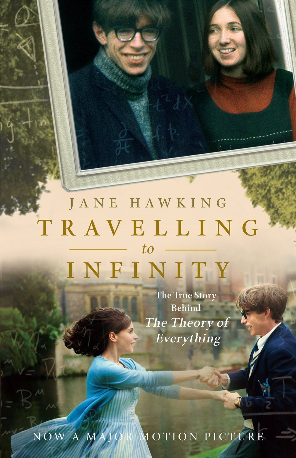 Travelling to Infinity  by Jane Hawking