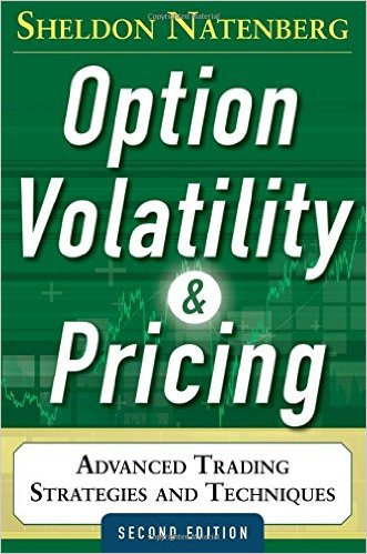Option Volatility and Pricing  by Sheldon Natenberg
