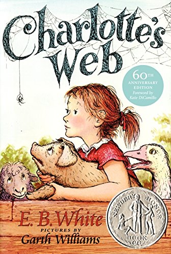 Charlotte's Web by E,B, White