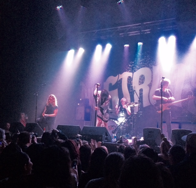 The Struts Keep Rolling at Santa Ana\'s Constellation Room — The ...