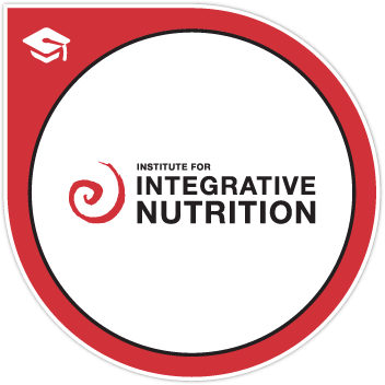I'm a Certified Integrative Nutrition Health Coach.  Click  to see my credentials.