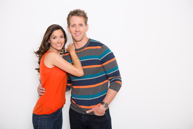 Kristin and Danny