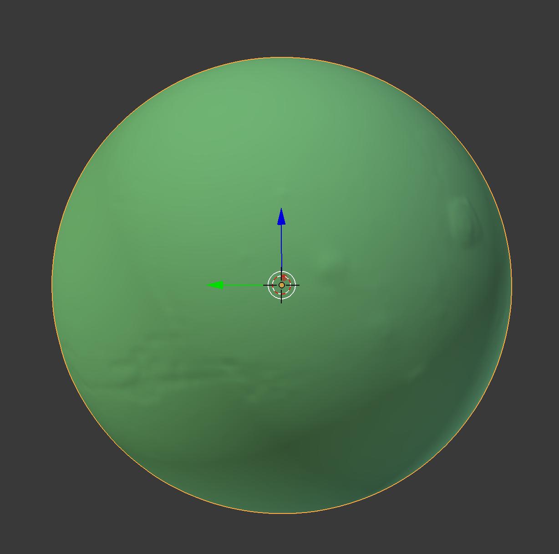 Bumped-Mars-Model