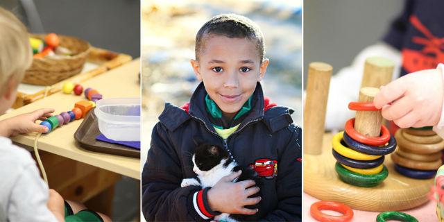 Montessori school breaks ground on a new building