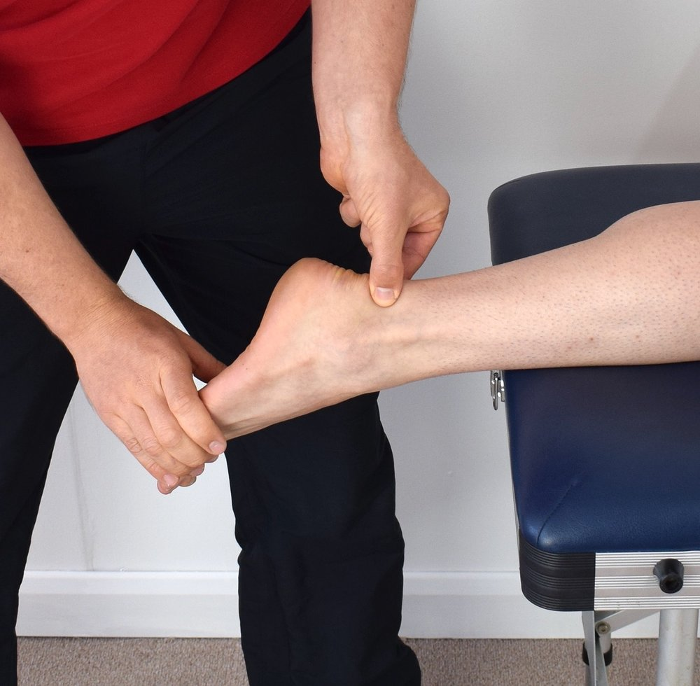 Ankle sprain for dancers exercises and diagnosis