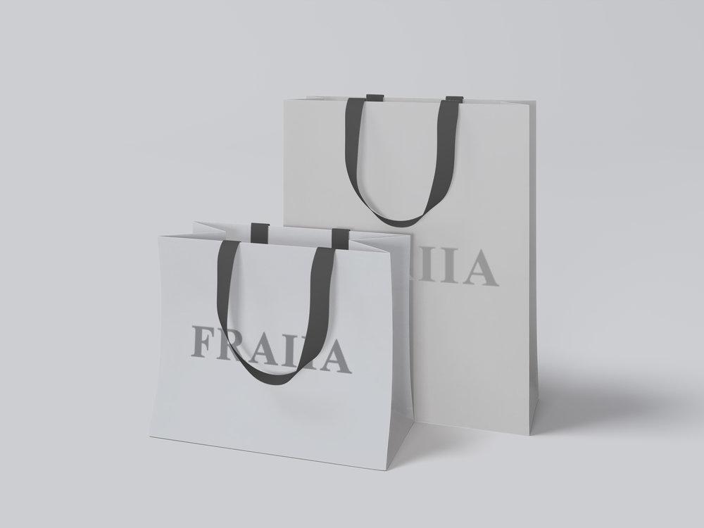 Fraiia branding