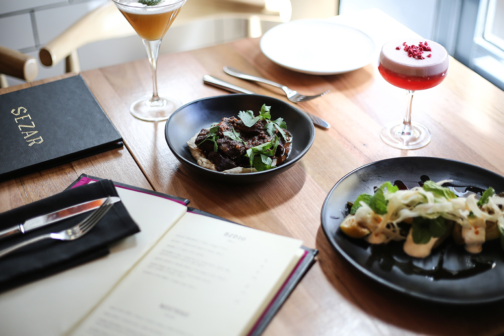 Sezar Restaurant Melbourne