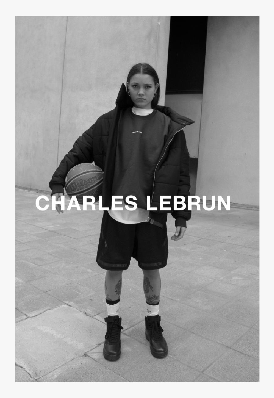 Jess for Charles LeBrun