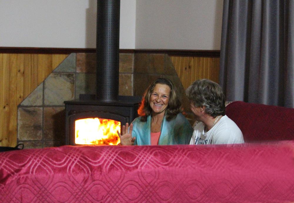 misty valley fireplace