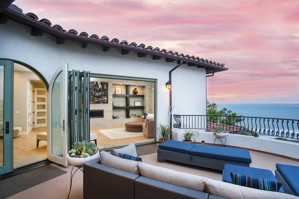 FOR SALE  | $3,395,000 | 410 ARENOSO LANE #301 | SAN CLEMENTE | LUXURY WHITEWATER VIEW PENTHOUSE CONDO