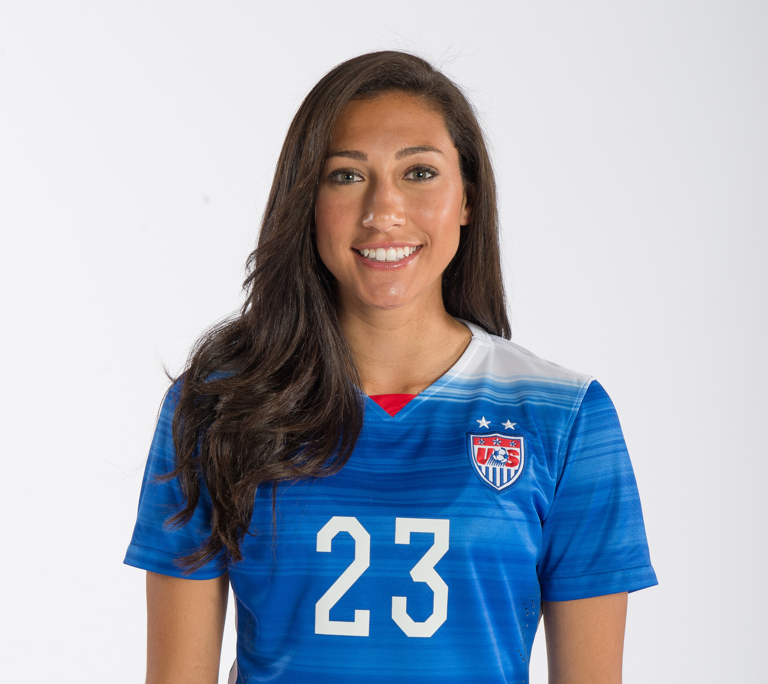 huge discount 5ab38 82e4e Christen Press: A day in the life of an American soccer ...
