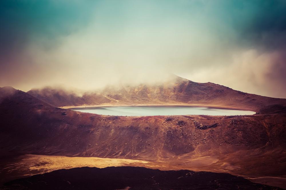 Vulkansee